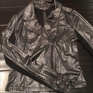 Armani exchange metallic light jacket
